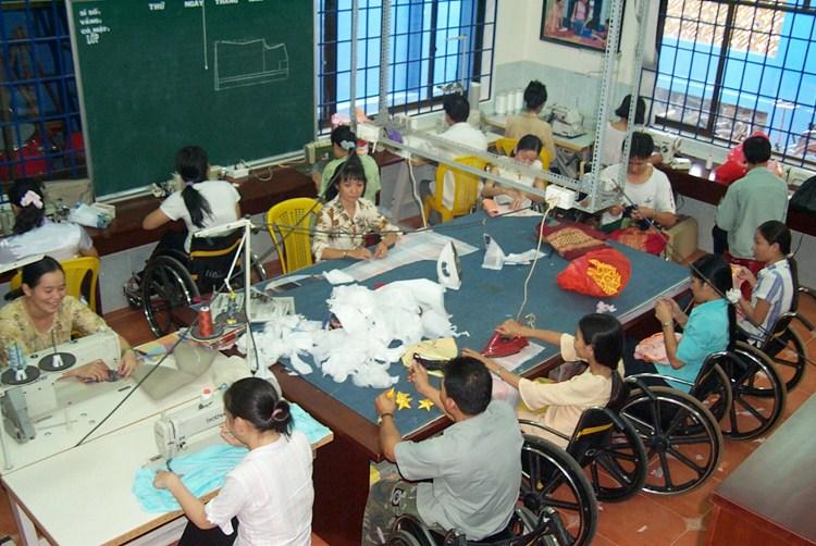 Nghị định 28/2012 về Người khuyết tật