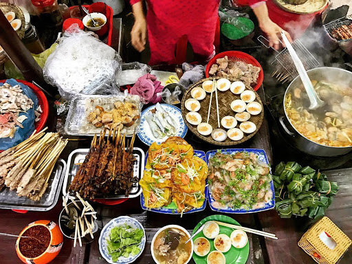 ẩm thực đường phố