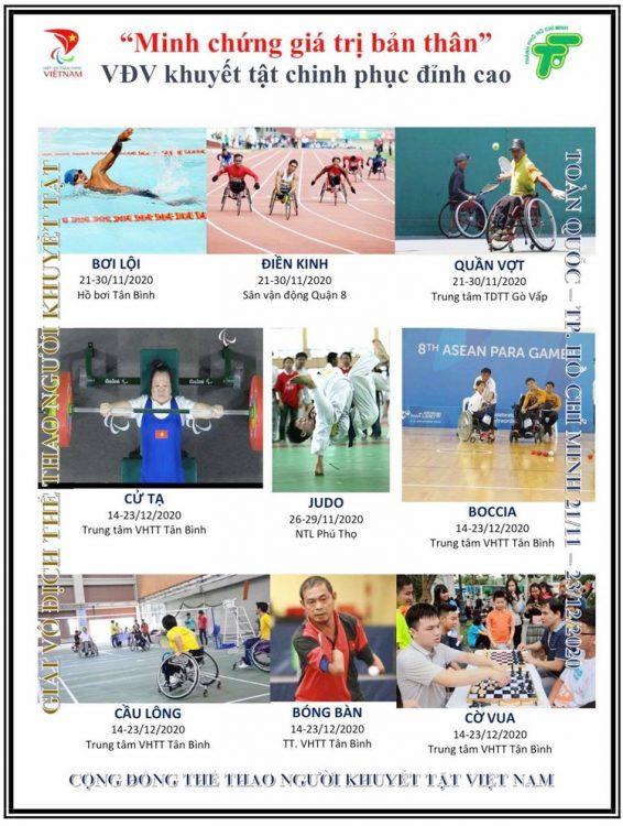 Thể thao người khuyết tật