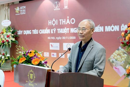 Phó Chủ tịch Thường trực Hiệp hội Du lịch Việt Nam Vũ Thế Bình