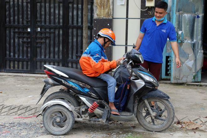 Trương Văn Phi - Người khuyết tật