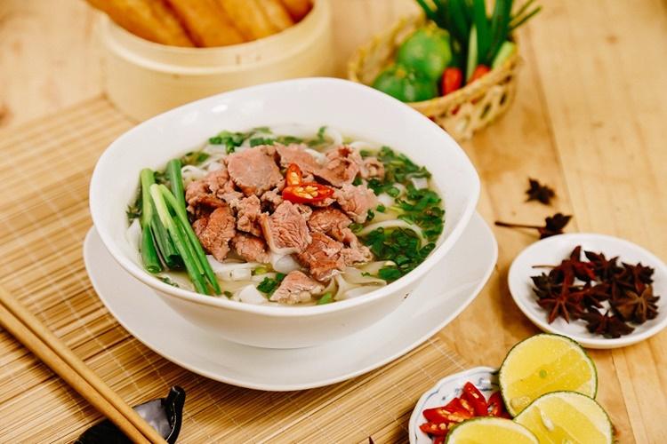 Phở Hà Nội – món ăn thanh nhã được thế giới ngợi ca (Ảnh: Internet)