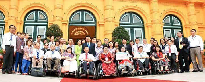 Người khuyết tật