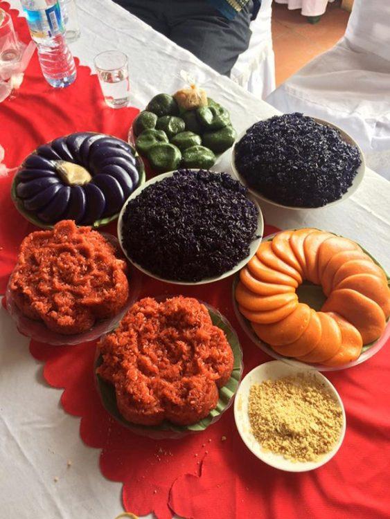 Sản phẩm bánh truyền thống do NKT sản xuất