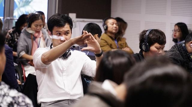 Đào tạo kinh doanh trực tuyến cho 22 học viên khiếm thị