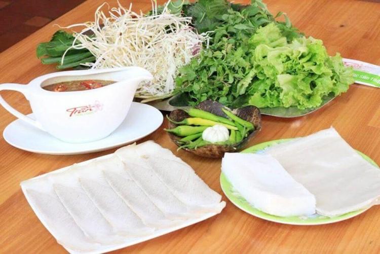 Bánh Tráng Thịt Heo