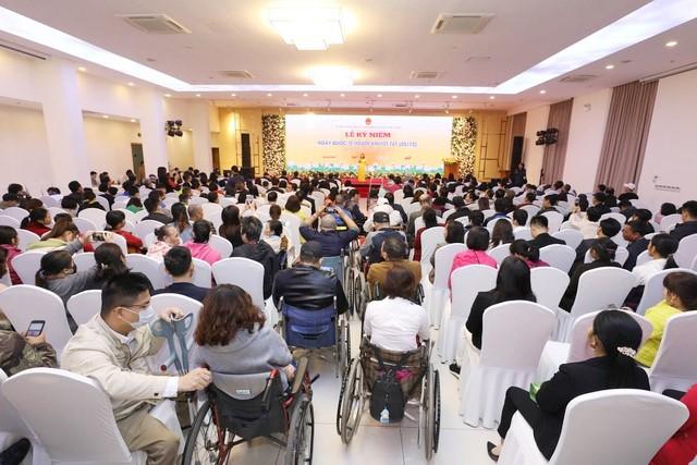 Lễ kỷ niệm được diễn ra long trọng tại Hà Nội (Ảnh: Anh Tuấn)