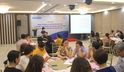 Các đại biểu thảo luận tại hội thảo. - Nguồn ảnh: Bộ LDTB&XH