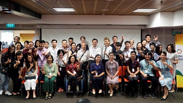 SDG Challenge 2019 là một trong những cuộc thi đầu tiên về khởi nghiệp với chủ đề hướng đến người khuyết tật