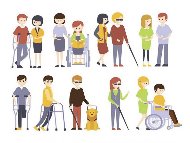 Người khuyết tật luôn khao khát được hòa nhập cuộc sống.