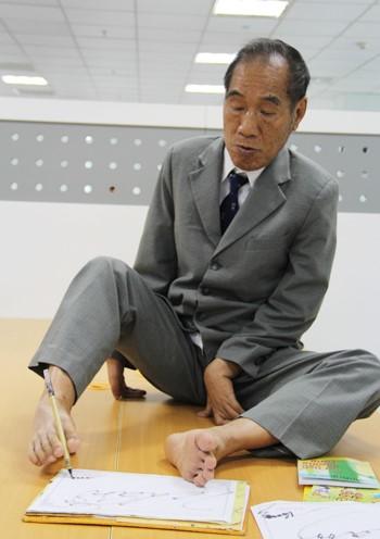 Thầy giáo Nguyễn Ngọc Ký (Nguồn: Internet)