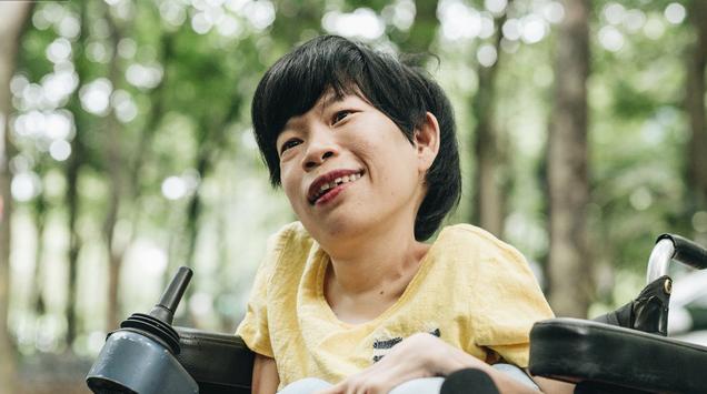 Nguyễn Thị Vân hiện là đồng sáng lập và Chủ tịch Công ty CP dịch vụ Nghị lực sống (Imagtor)