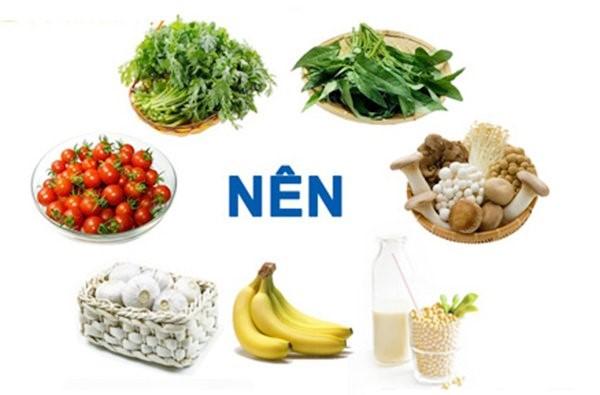 Hấp thụ lượng lớn thức ăn có nhiều chất xơ có thể giảm huyết áp.