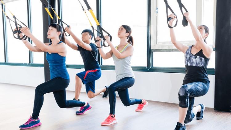 Người tập luyện thể thao cần bổ sung dinh dưỡng hợp lý.